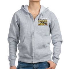 2L0039 - Voices from the ... Zip Hoodie