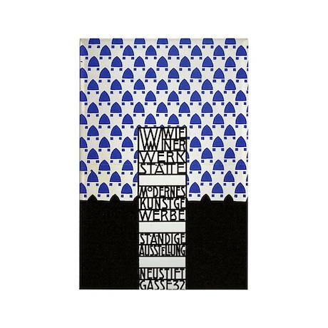 Wiener WerkStatte 1930's German Art Poster Magnet