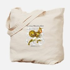 Mekonnen: Armor of God -- Tote Bag