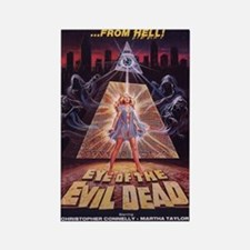 Eye of the Evil Dead New York Magnet