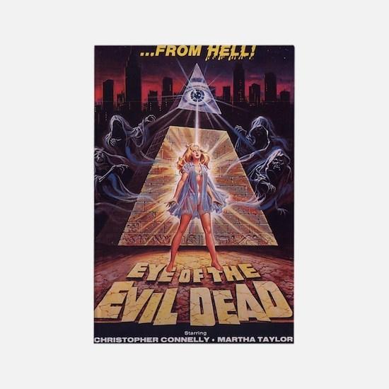 Eye of the Evil Dead New York Magnet