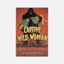 Captive Wild Woman Acquanetta Movie PosterMagnet