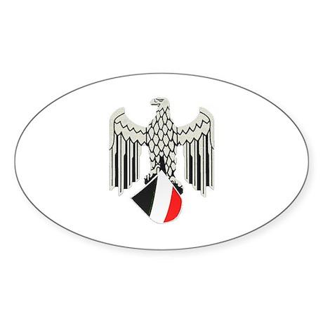 Wehrmacht Eagle Sticker