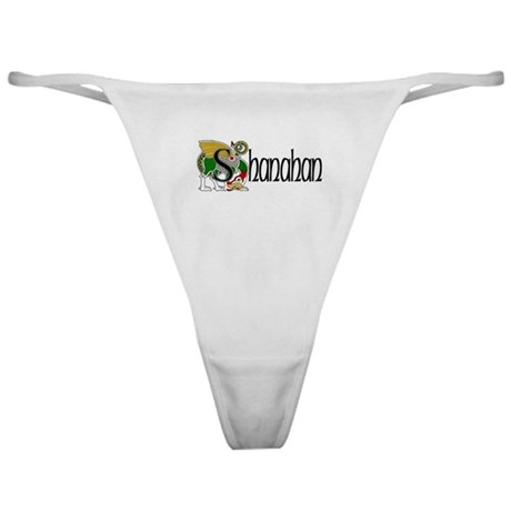 Shanahan Celtic Dragon Classic Thong