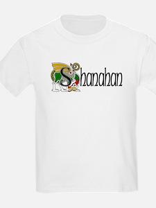 Shanahan Celtic Dragon Kids T-Shirt