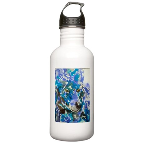 Poodle Prince Stainless Water Bottle 1.0L
