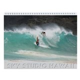 Big wave surfing Calendars