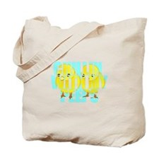 Chillin With My Peeps Tote Bag