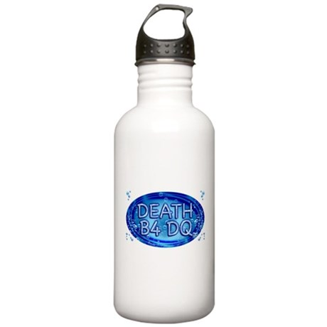Death B4 DQ Stainless Water Bottle 1.0L