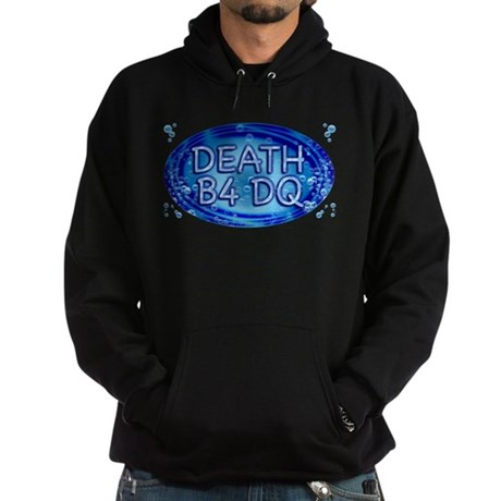 Death B4 DQ Hoodie (dark)