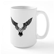 Raven Illustration Mug