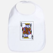 King of Lacrosse Bib