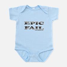 Unique Epic fail Infant Bodysuit