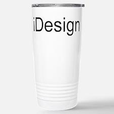 iDesign Stainless Steel Travel Mug