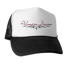 The Vampire Diaries Trucker Hat