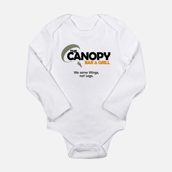 Canopy: Long Sleeve Infant Bodysuit