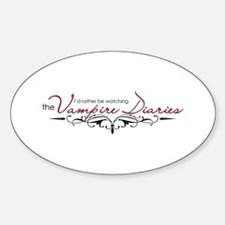 The Vampire Diaries Decal