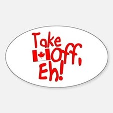 Take Off, Eh! Decal