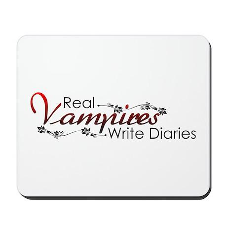 The Vampire Diaries Mousepad