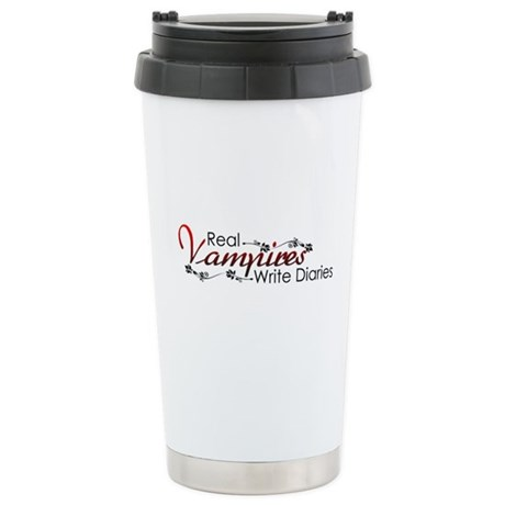 The Vampire Diaries Stainless Steel Travel Mug