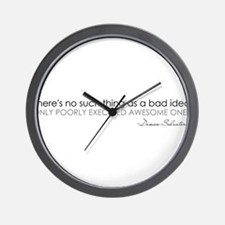 The Vampire Diaries Wall Clock