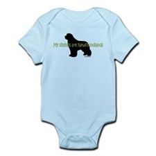 Newf Siblings Infant Bodysuit
