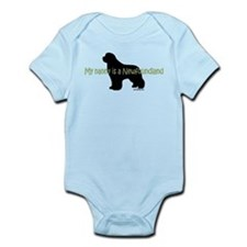 Newf Nanny Infant Bodysuit