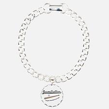 Cute Cullen baseball Bracelet