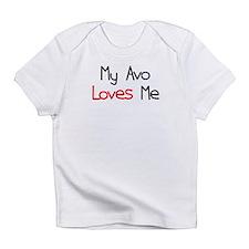 My Avo Loves Me Infant T-Shirt