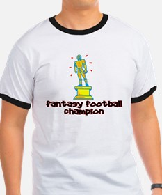 Unique Fantasy football champion T