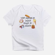 What Happens at Baba's... Infant T-Shirt