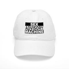 Sex Machine Advisory Baseball Cap