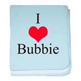 I love bubbie Blanket
