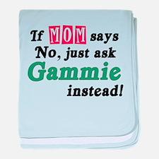 Just Ask Gammie! baby blanket