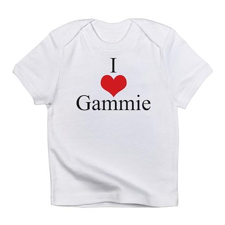 I Love (Heart) Gammie Infant T-Shirt