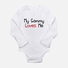 My Gammy Loves Me Baby Outfits