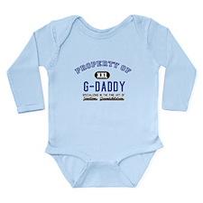 Property of G-Daddy Long Sleeve Infant Bodysuit
