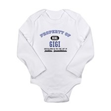 Property of Gigi Long Sleeve Infant Bodysuit