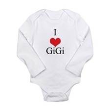 I Love (Heart) GiGi Baby Outfits