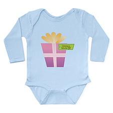 Grammy's Favorite Gift Long Sleeve Infant Bodysuit