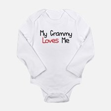 My Grammy Loves Me Baby Outfits