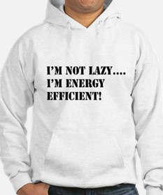 I'm energy efficient! Hoodie