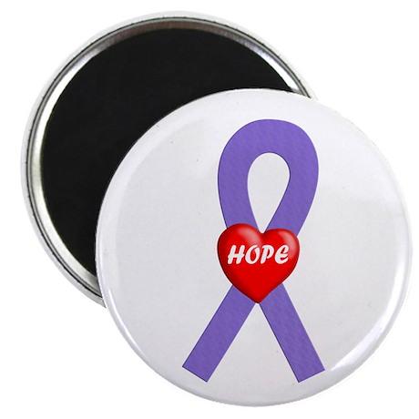 Violet Hope Magnet