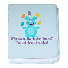 Easter Bunny? I've got Great baby blanket
