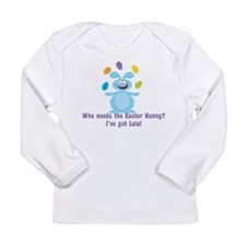 Easter Bunny? I've got Lola! Long Sleeve Infant T-