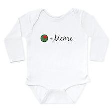Olive Meme Onesie Romper Suit