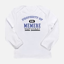 Property of Memere Long Sleeve Infant T-Shirt