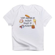 What Happens at Nanny's... Infant T-Shirt