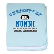 Property of Nonni baby blanket
