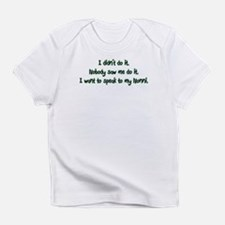 Wants to Speak to Nonni Infant T-Shirt